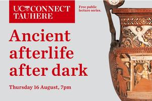 UC Connect public lecture: Ancient afterlife after...