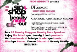 """GIRLS GONE GLAM """"BEAUTY NIGHT OUT"""" presented by DEE &..."""