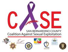 COALITION AGAINST SEXUAL EXPLOITATION LOGO