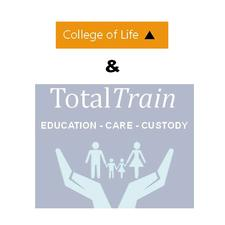 College of Life & TotalTrain logo