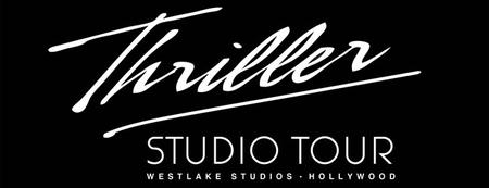 Thriller Studio Tour 2015