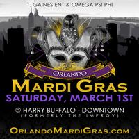 Orlando Mardi Gras // YOU CAN PAY AT THE DOOR (DOOR...