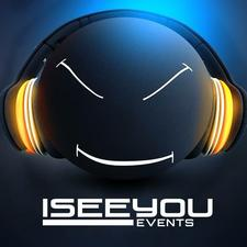 I SEE YOU EVENTS logo