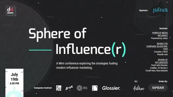 "Digital DUMBO ""Sphere of Influence(r)"" Sponsored by Julius"