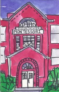 Mountaineer Montessori School logo