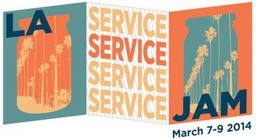Los Angeles Service Jam 2014