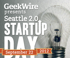 GeekWire Presents: Seattle 2.0 Startup Day