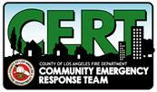 CERT Training LA County Fire Department (Cerritos)