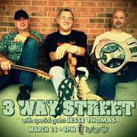 3 Way Street w/ Jesse Thomas