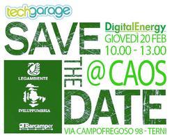 TechGarage Digital Energy Tour