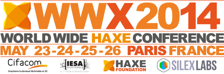 World Wide Haxe Conference wwx2014