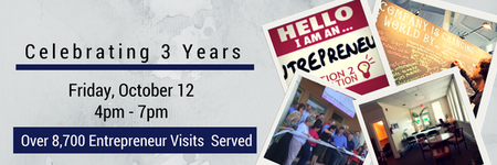 Celebrating 3 Years - And You! - Open House