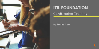 ITIL Foundation- 2 days Classroom Training in...