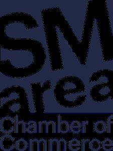 Madlen Saddik, San Mateo Area Chamber of Commerce logo