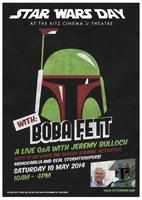 Star Wars Day @TheRitzCinema with Jeremy Bulloch -...