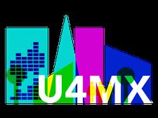 U4MX logo