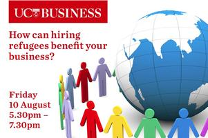 How can hiring refugees benefit your business?