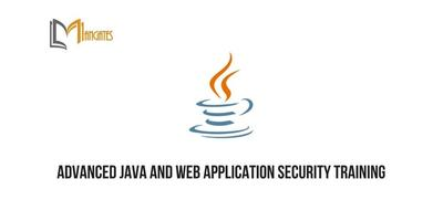 Advanced Java and Web Application Security Training in...