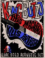 King Buzzo (of Melvins) Live