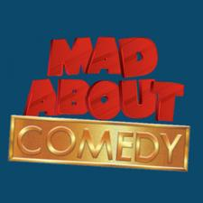 Mad About Comedy logo