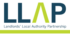Landlords' Local Authority Partnership logo