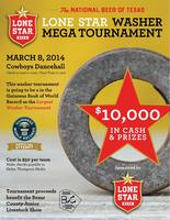 LONE STAR WASHER MEGA TOURNAMENT