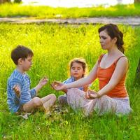 Parent & Toddler Meditation Taster