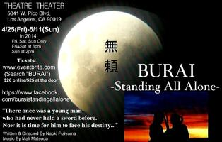 BURAI -Standing All Alone-