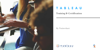 Tableau Training & Certification in Hickory, NC
