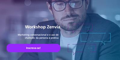 Workshop Marketing conversacional e o uso de chatbots:...