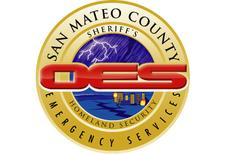 San Mateo County Sheriff's Office of Emergency Services logo