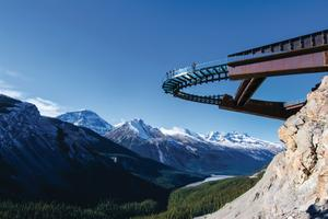 CSCE Western Region Lecture Tour (Glacier Skywalk),...