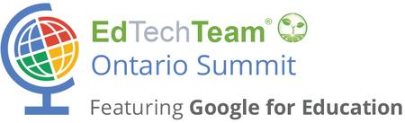 Pre-Summit Workshops (EdTechTeam Ontario Summit...