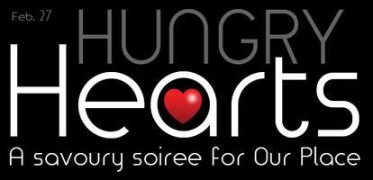 Hungry Hearts - A Savoury Soiree for Our Place