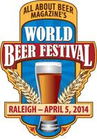 World Beer Festival Raleigh - Volunteer Registration