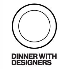 DINNER WITH DESIGNERS logo