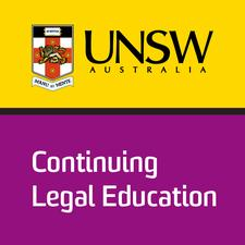 UNSW Continuing Legal Education (CLE) logo