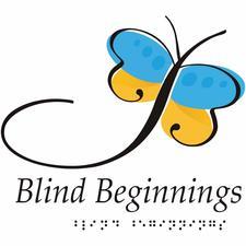 Blind Beginnings logo