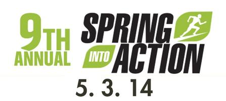 """9th Annual """"Spring Into Action!"""" For Diabetes..."""