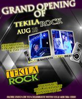 TekilaRock Grand Re-opening