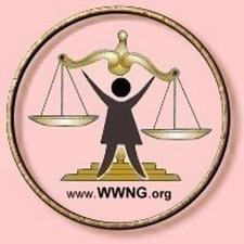 Women Who Never Give Up, Inc. logo