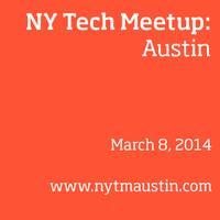 NY Tech Meetup: Austin 2014