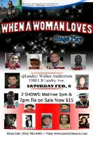 WHEN A WOMAN LOVES: Stage Play