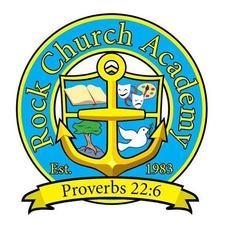 Rock Church Academy logo