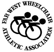 Far West Wheelchair Athletic Association logo