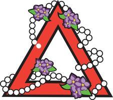Gary Alumnae Chapter logo