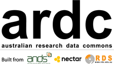 Australian Research Data Commons (Built from ANDS-Nectar-RDS) logo