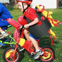 Wheelie Workshop for Kids (2-8yrs, accompanied by...
