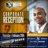 NSN Houston Corporate Reception at Hotel Derek...