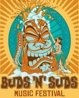15th Annual Buds-N-Suds Benefiting The Crohns & Colitis...
